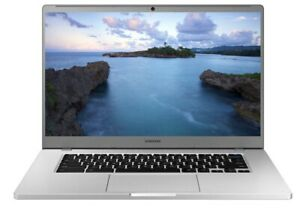 "NEW Samsung Chromebook 4 15.6"" Full HD Intel 2.6GHz 64GB eMMC 4GB RAM Laptop"