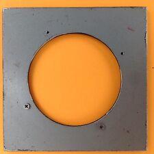 "Calumet (4"") CC400 series lens board,drilled 65mmt/2.58"""