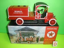 TEXACO 1919 GMC TANKER DELIVERY TRUCK REGULAR EDITION - 2000 - #17 in Series
