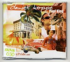 Daniel Hoppe feat. Paul King Maxi-CD Love & Pride 2005 - 4-track - SUPER DJ 3013
