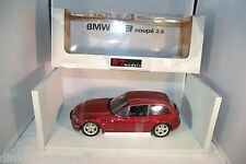 MINICHAMPS UT MODELS BMW Z3 2.8 COUPE MAROON MINT BOXED RARE SELTEN RARO
