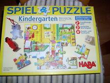 Haba Nr. 4267 - Spiel & Puzzle - Kindergarten - Mein erster Tag
