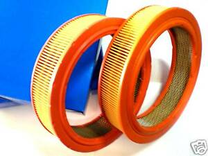 2 Oil Filter Air Seat/ Fiat 124 - 131