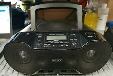 Sony ZS-RS70BTB DAB Boombox with CD / Bluetooth / NFC / USB