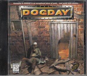 Dogday PC CD Rom Game (PC 1997) (Impact)