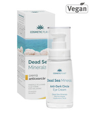 Anti-Dark Circle Eye Crea  Dead Sea Minerals Marine Algae, Hyaluronic Acid 30ml
