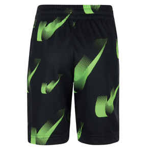 Nike Shorts Toddler Boys Size 4 Black Authentic Dri Fit Quick Dry Gym Basketball