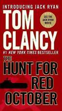 The Hunt For Red October (Turtleback School & Library Binding Edition) (Jack Rya
