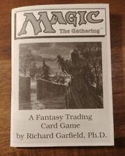 Beta-Magic-Rule Book