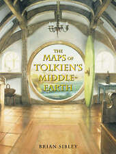 The Maps of Tolkien's Middle Earth by Brian Sibley (Hardback, 2003)