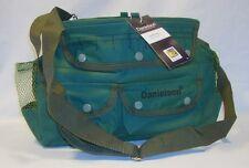 Danielson Green Fishing Canvas Fishing Creel Bag w/Adjustable Strap