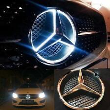 Illuminated LED Light Front Grille Star Emblem Badge for Mercedes Benz 2011-2016
