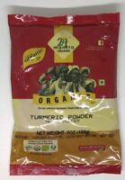 Turmeric/Haldi Organic Root Powder 100% Pure (Curcuma Longa) 7oz - Free Ship!