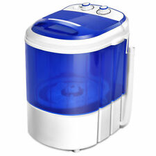 Blue Portable Small Mini Compact Washer Washing Machine Capacity New