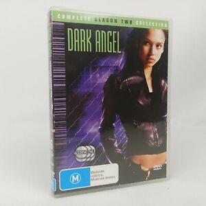 Dark Angel Complete Season 2 DVD Sci-Fi TV Series Region 4 VGC Free Shipping