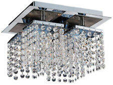 Crystal LED 4-6 Ceiling Lights & Chandeliers