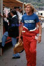 James Hunt McLaren F1 Portrait Monaco Grand Prix 1977 Photograph 1