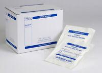 25 x paquets of 5 Steroplast Stérile Non tissé tampons 25 5 7.5cm