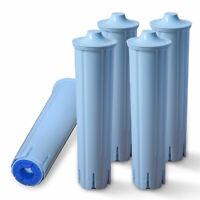 5x Wasserfilterpatrone für Jura Claris Blue 67007  kompatibler Filter PureWater