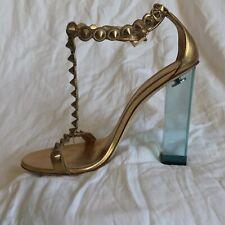 RARE BEAUTIFUL RUNWAY Gucci Sandals EU 40