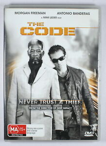 The Code DVD FREE POST