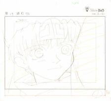 Anime Genga not Cel Saiyuki #5