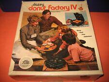 Dazey Electric Donut Factory Model DF4 Donut Maker IV - 1977 - VINTAGE !
