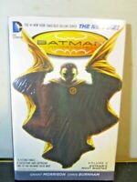 DC Comics Batman Incorporated Volume 2 Gotham's Most Wanted Hard Cover~