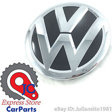 VOLKSWAGEN GENUINE OEM 2015 JETTA GRILLE BADGE EMBLEM VW SIGN 3G0853601BDPJ