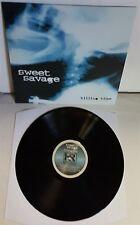 Sweet Savage Killing Time Black Vinyl LP Record new