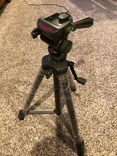 Solidex VT-86HQ Tripod w/horizontal fluid control level multi adjustable camera