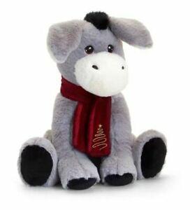 Keel Toys Medium Christmas Soft Plush Toys Snowman Reindeer Dog Children's Gift