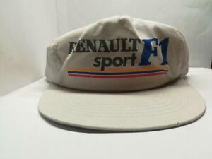 Renault sport Formula 1 Vintage hat