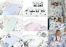 Kinderbettwäsche 2-teilig Set 100 × 135 cm Babybettwäsche Bettwäsche baumwolle