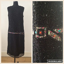 Flapper Sequin Vintage Dresses for Women