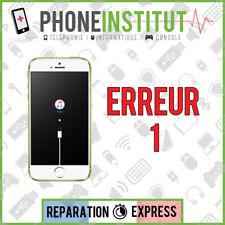 Reparation erreur itunes 1 iphone 4