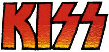 KISS the LOGO patch NEW FREE SHIPPING