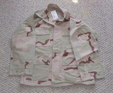 New w/ Tag USGI Shirt Desert Camo DCU  - Size Medium Long - OIF / OEF