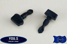 2 x Befestigung Bolzen Schrauben für AUDI A1 A3 Q5 Q7 TT - 6Q0807643