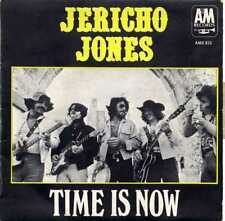 "JERICHO JONES ""TIME IS NOW"" ORIG FR 1971 KILLER ISRAEL HARD ROCK"