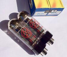 EL34 Duett JJ Electronic Endstufenröhren matched power tubes duet