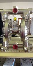 "RAASM 3CC/26111NHH-55 1"" Double Diaphram Pump- All Aluminum"