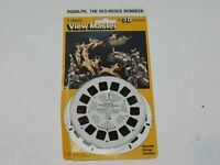 Rudolph The Red Nosed Reindeer View-Master 3 Reel Packet Set 4211 2010