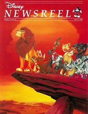 The Lion King - Disney Employee Newsreel - 6-17-94 - New