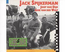 CD DUBBEL & DWARSAfslag dokkumHOLLAND 1993 EX JACK SPIJKERMAN (B1476)