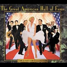 The Legends Collection: The Great American Hall of Fame by Various Artists (CD)