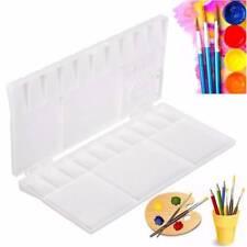 25 Grids Alternatives Art Paint Tray Oil Watercolor Painting Plastic Palette new