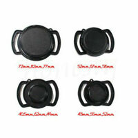 2PCS Universal Camera Lens Cap Holder Cover Anti-lost Buckle Safety Keeper