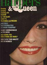 Harpers Bazaar & Queen March 1974