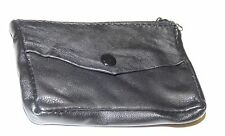 NEW SHEEP NAPPA mini KEY CASE AND COIN PURSE BLACK 1883 leather